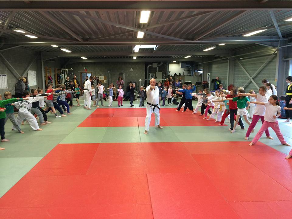 Karate Kattenbroek