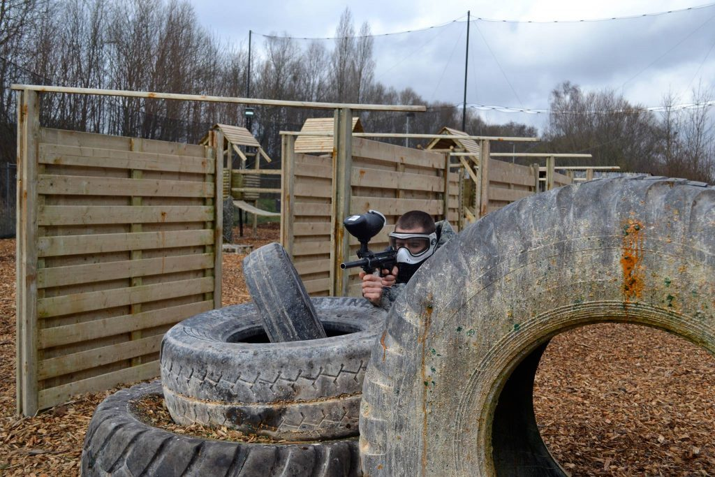 Paintball Kattenbroek